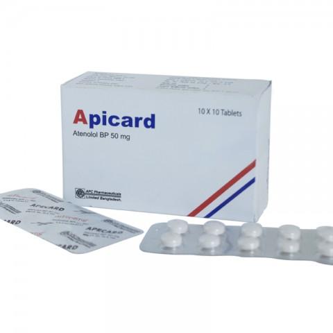 Apicard (ATENOLOL BP)