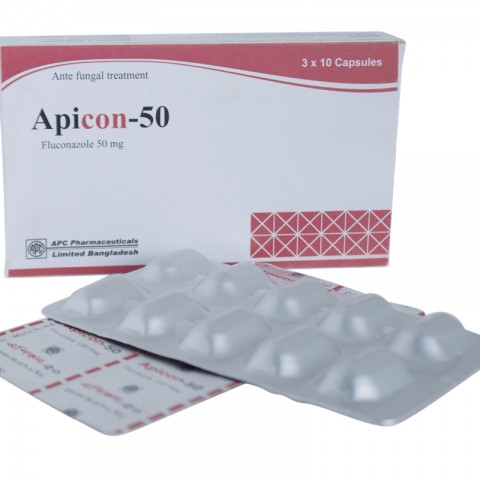 Apicon-50 (FLUCONAZOLE)