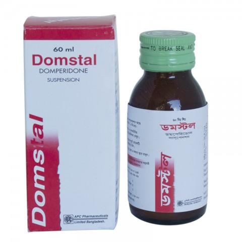 Domstal Suspension (Domperidone Maleate BP)
