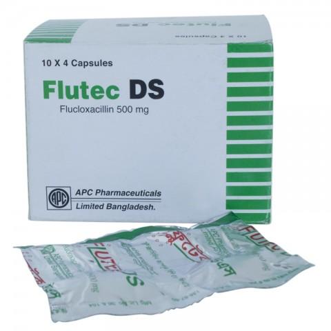 Flutec DS (Flucloxacillin Sodium  BP)