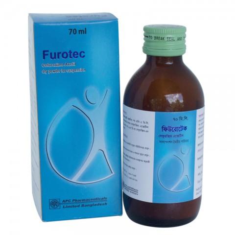 Furotec (Cefuroxime Axetil USP)