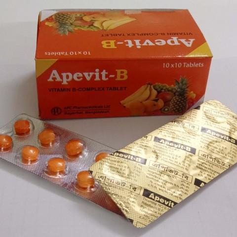Apevit-B (VITAMIN B-COMPLEX)