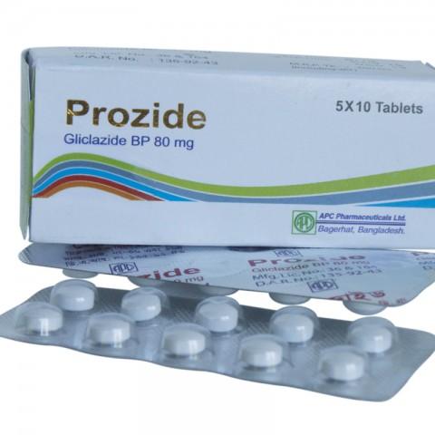 Prozide (Gliclazide BP)