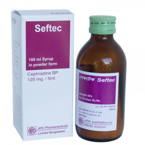 Seftec  (Cephradine BP)