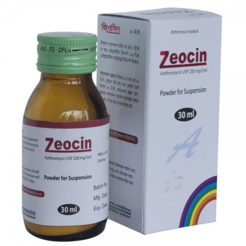 Zeocin (Azithromycin USP)