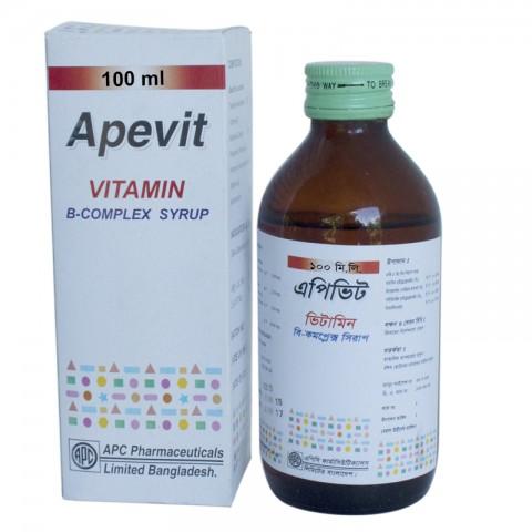 Apevit (VITAMIN B-COMPLEX)