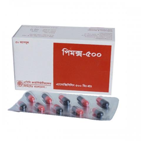 Pemox 500 (Amoxycillin BP)